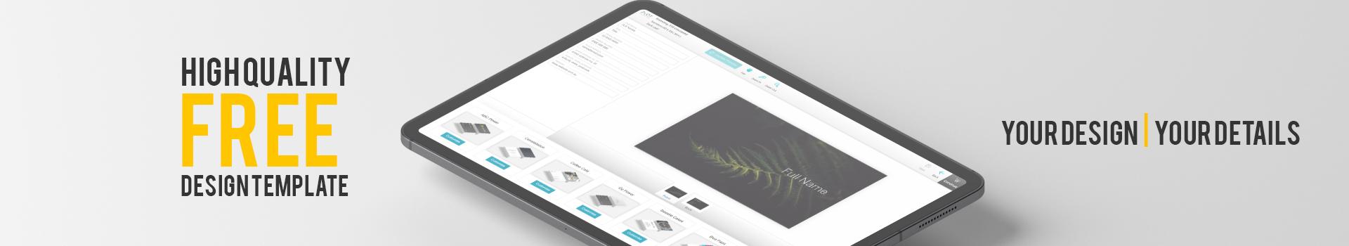 FREE Online Design