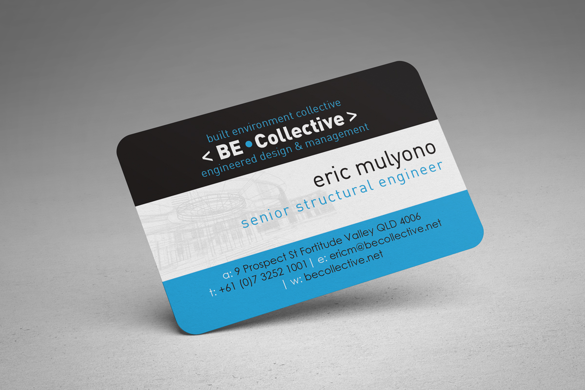 Be Collective Business Cards