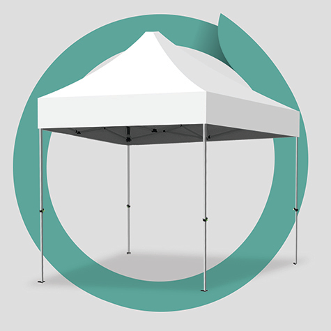 Standard Unprinted Canopy Set