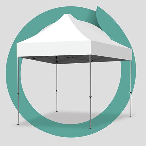 Standard Unprinted Canopy Set