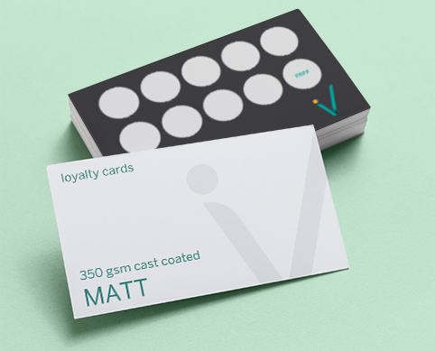 Loyalty Cards Matt